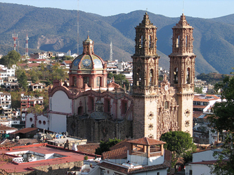Taxco -Silver City